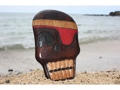 Holy Skully Pirate Head Wall Plaque 12 Pirate Decor