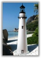 3 Foot Fenwick Deluxe Stucco Lighthouse