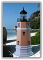 4 Foot Split Rock Deluxe Stucco Lighthouse