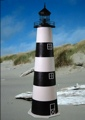 3 Foot Cape Canaveral E-Line Stucco Lighthouse