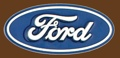 Ford Belt Buckle 4 1/2 x 1 3/4
