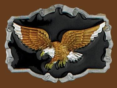 Eagle Belt Buckle 3-1/4 x 2-1/2