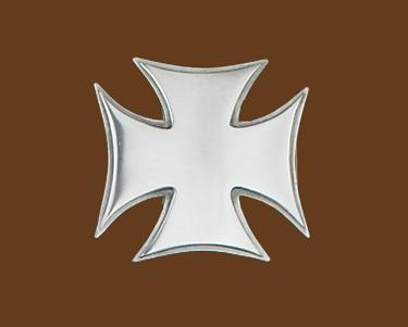 Iron Cross Belt Buckle 3-3/8 x 3-1/4