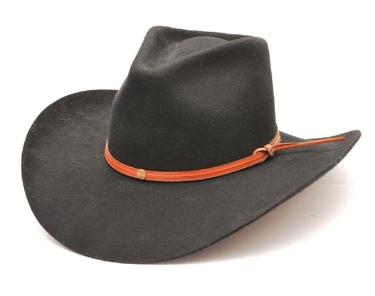 Wool Hat/Nashville *BLACK