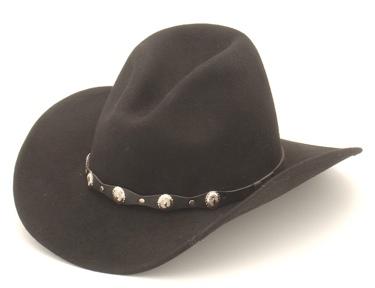 *BLACK* Gus Wool Hat