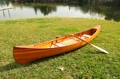 Canoe With Ribs Curved bow 12feet
