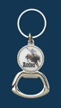 Rodeo Key Ring