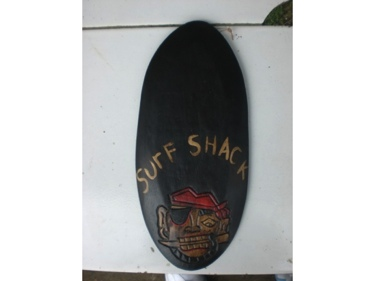 Surf Shack Pirate Pirate Sign Surf Pirate Decor