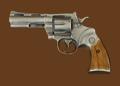 Magnum Belt Buckle 4-1/2 x 2-1/4