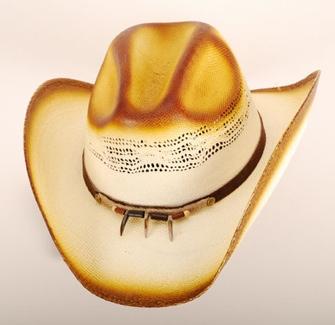 Modesto Straw Hat