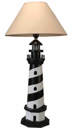 28 Inch Lamp Nautical Decor
