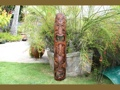 Fijian Tiki Mask 40 Strength Abundance Hand Carved