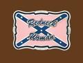 Redneck Woman (pink/blue) Belt Buckle 3-1/2 x 2-1/4