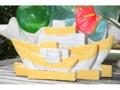 Nautical Napkins Letter Holder Yellow 8 Nautical Decor