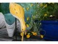 Eating Bird Rustic Yellow Coastal 14 Garden Home Decor