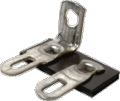 Terminal Strip 2 Lug 2nd Lug Common Horizontalpackage of 5