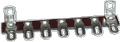 Terminal Strip 7 Lug 1st & 7th Lug Common Horizontal package of 5