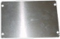 Cover Plate Hammond Aluminum 6 Inch x 4 Inch
