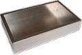 Chassis Box Hammond Aluminum 10 Inch x 6 Inch x 2 Inch