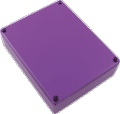 Chassis Box Diecast Aluminum Purple
