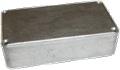 Box Hammond Unpainted Aluminum 4.37 Inch x 2.37 Inch x 1.22 Inch Depth