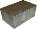 Box Hammond Unpainted Aluminum 7.38 Inch x 4.70 Inch x 3.07 Inch Depth