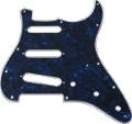 Pickguard Fender Standard Strat 11-Hole Blue Moto
