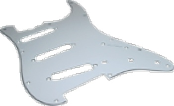 Pickguard Original Fender Vintage 62 Strat 11-Hole White