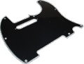 Pickguard Original Fender American Tele 8-Hole Black