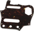 Pickguard Original Fender Jaguar Tortoise Shell