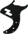Pickguard Original Fender American Std P-Bass 13-Hole Black