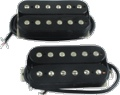 Pickup Porter Hand Wound Humbucker Set Black