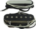 Pickup Porter Hand Wound Standard Tele Set Nickel