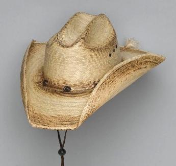 Cattleman Palm Hat