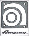 Logo Ampeg Metal