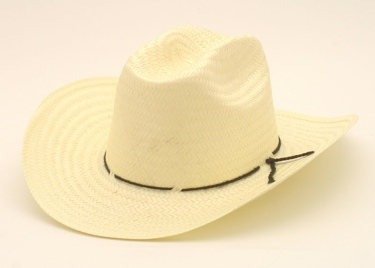 Plastic hat/ADULT Cattleman