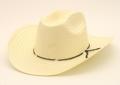 Plastic hat/ADULT Cattleman