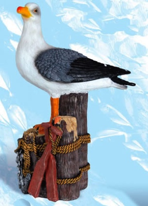 Polystone Seagull