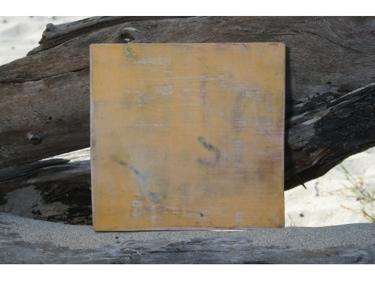Q Nautical Rustic Flag 8' X 8' Wood Panel Nautical Decor