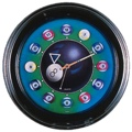 Billiard Clocks