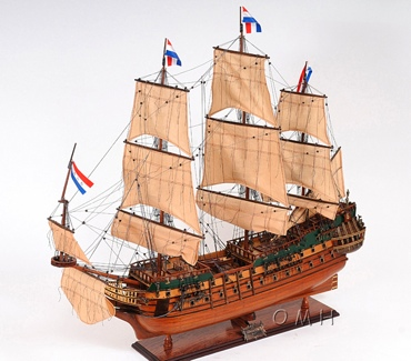 Friesland OMH Handcrafted Model