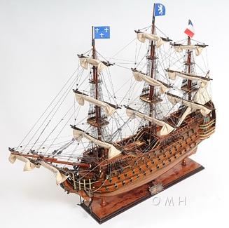 Royal Louis E.E. OMH Handcrafted Model