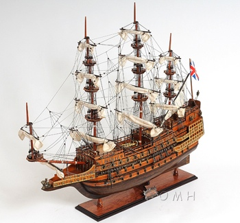 Sovereign of the Seas Mid Size EE OMH Handcrafted Model