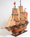 HMS Bounty OMH Handcrafted Model