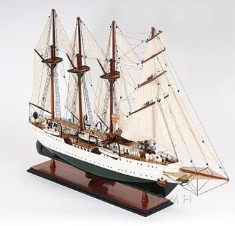 Esmeralda Painted OMH Handcrafted Model