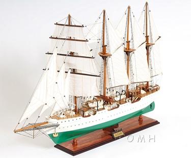 J.S. ELCANO OMH Handcrafted Model