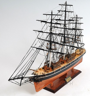 Cutty Sark no sail OMH Handcrafted Model