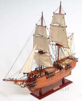 Lady Washington OMH Handcrafted Model