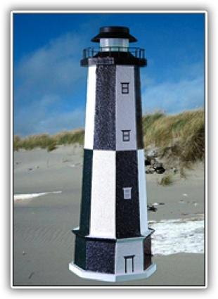 Cape Henry Lighthouse Tier Light