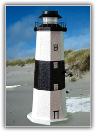 Montauk Lighthouse Tier Light